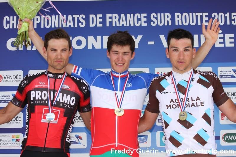 Nans Peters | Championnat de France amateur