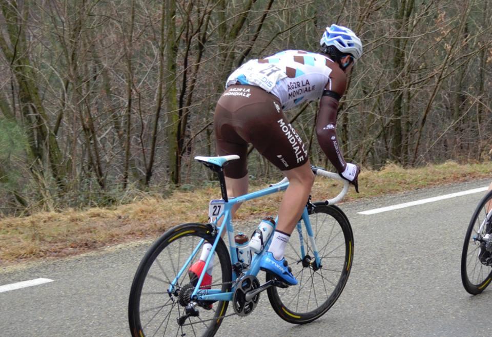 Nans Peters | Tour de Provence - étape 2