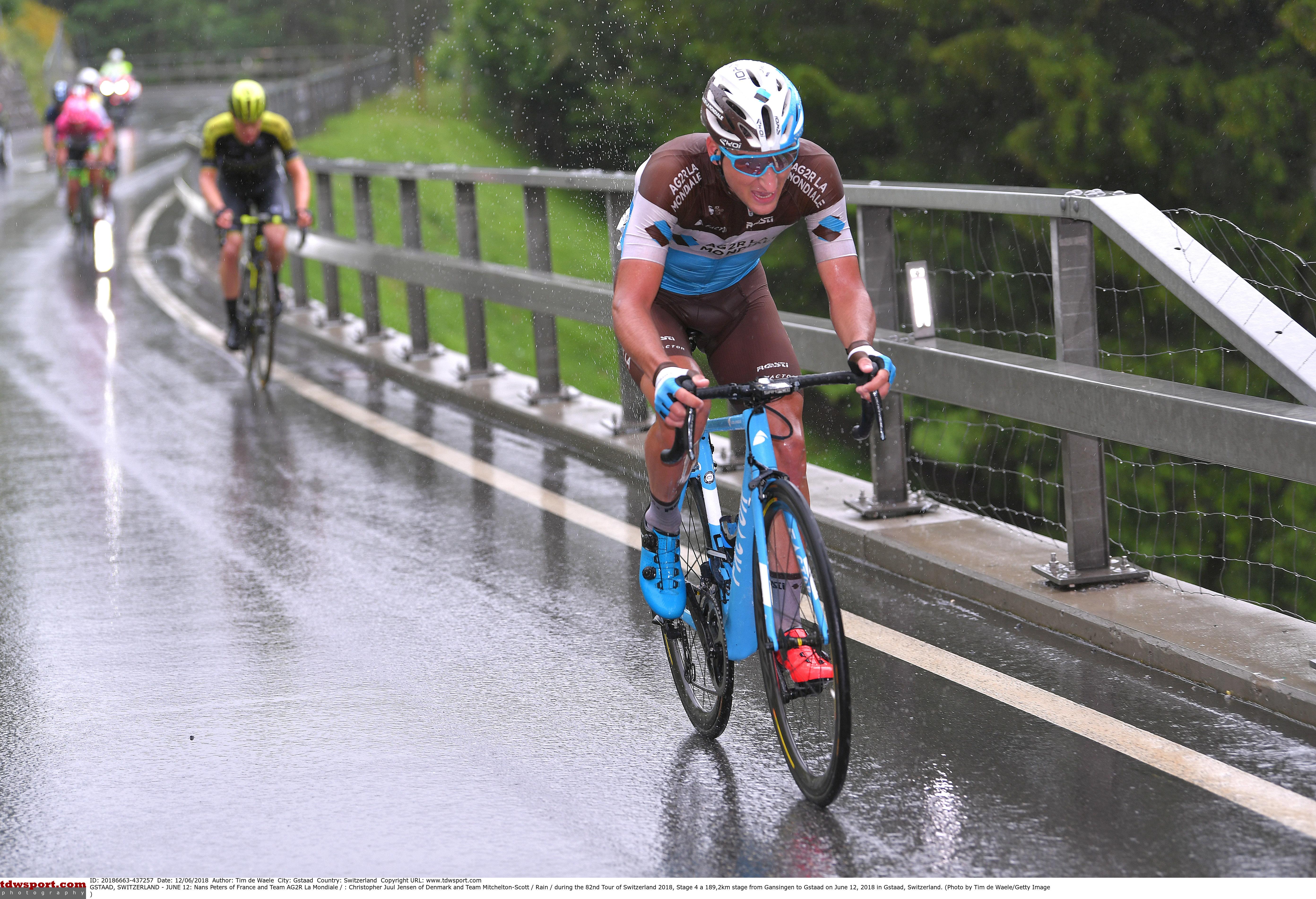 Nans Peters | Tour de Suisse - étape 4