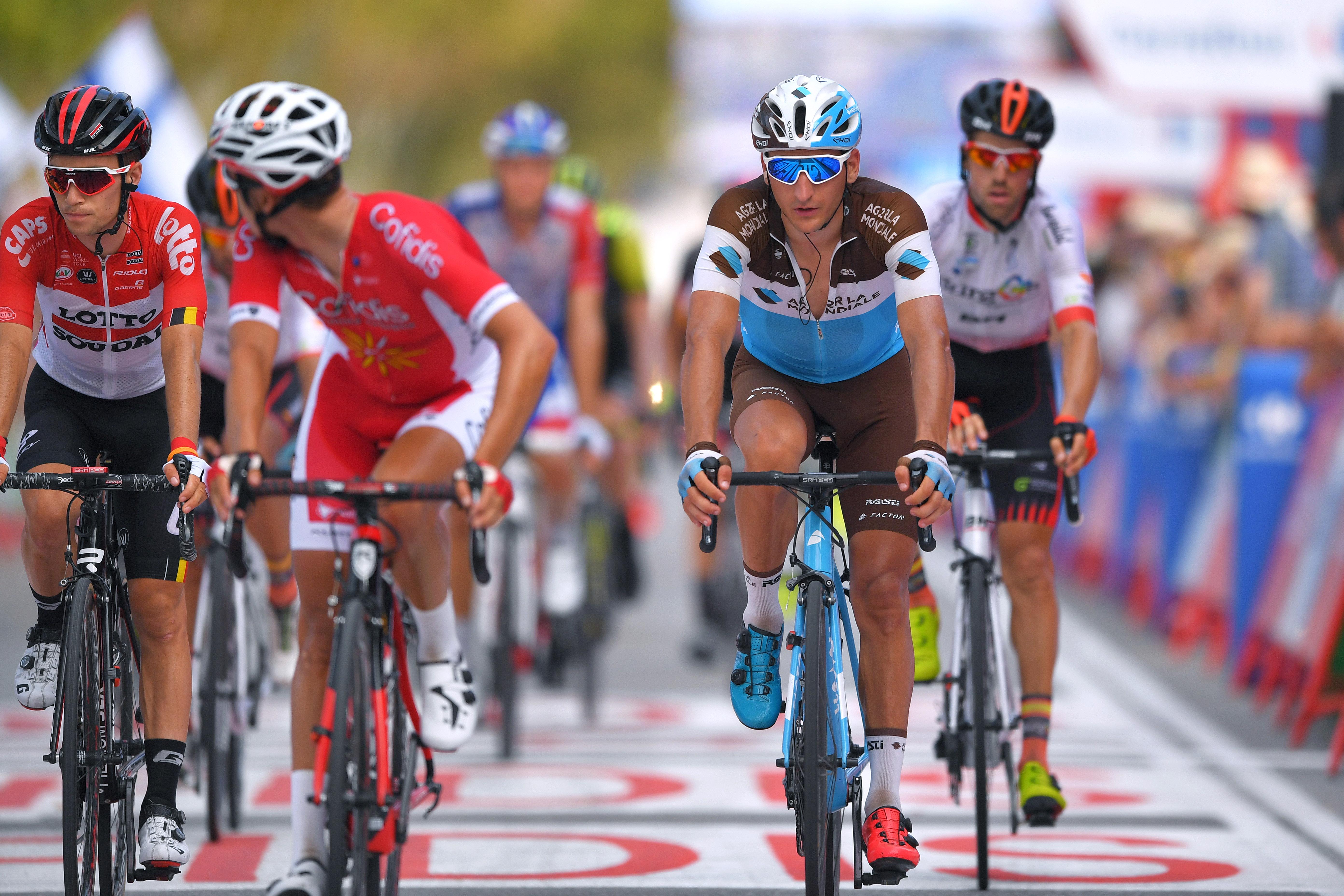 Nans Peters | Vuelta - étape 9