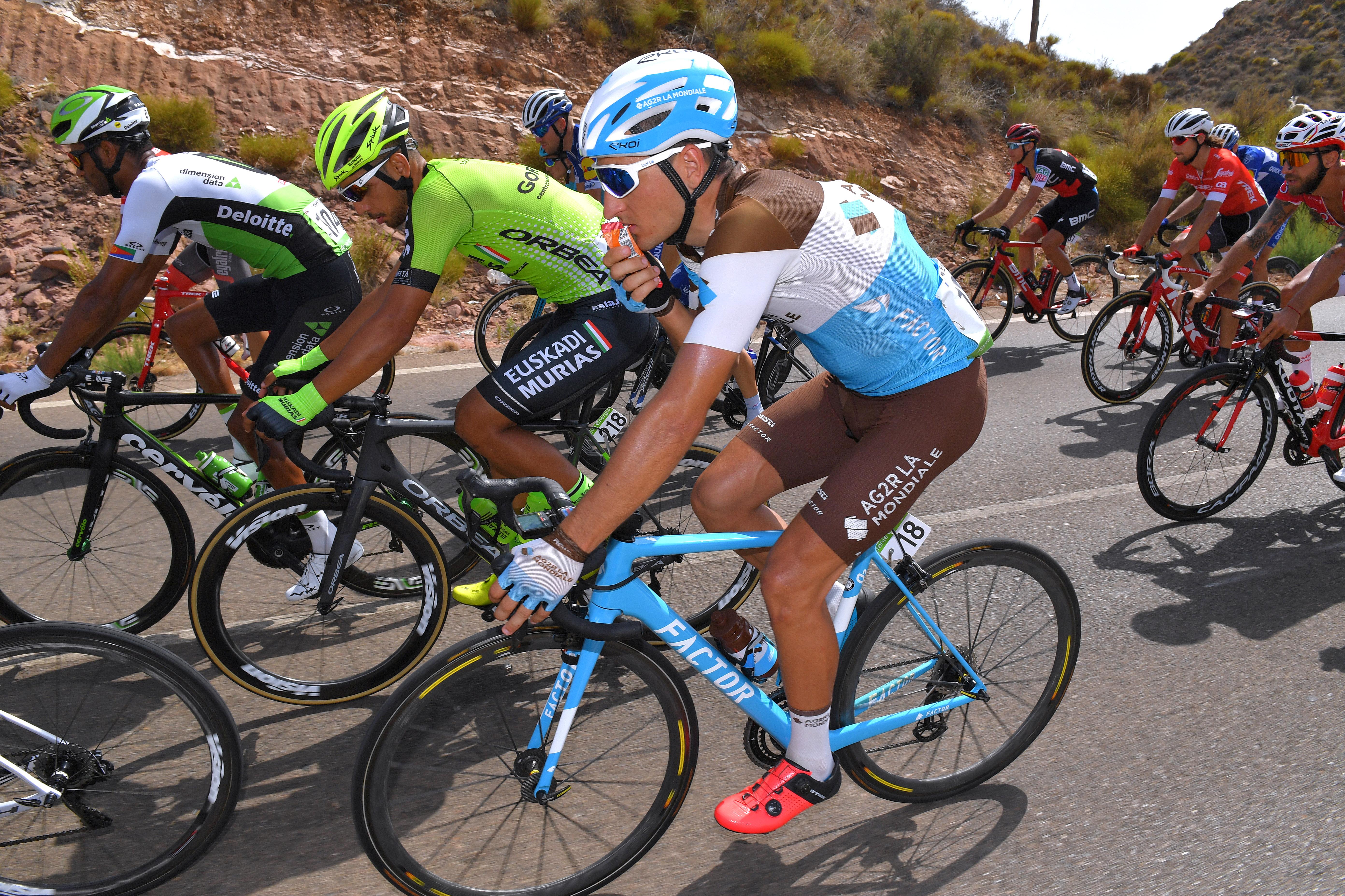 Nans Peters | Vuelta - étape 10