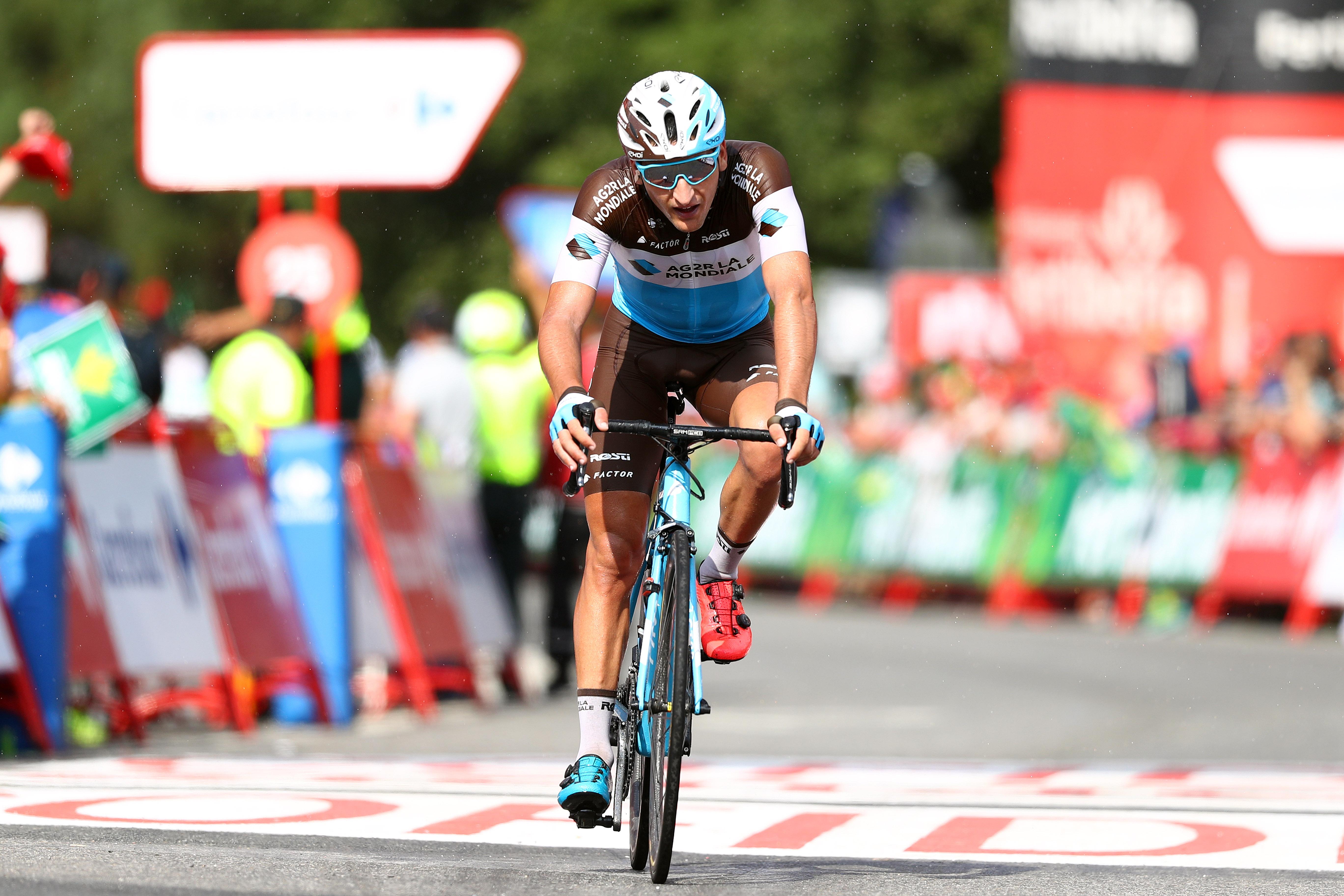 Nans Peters | Vuelta - étape 15