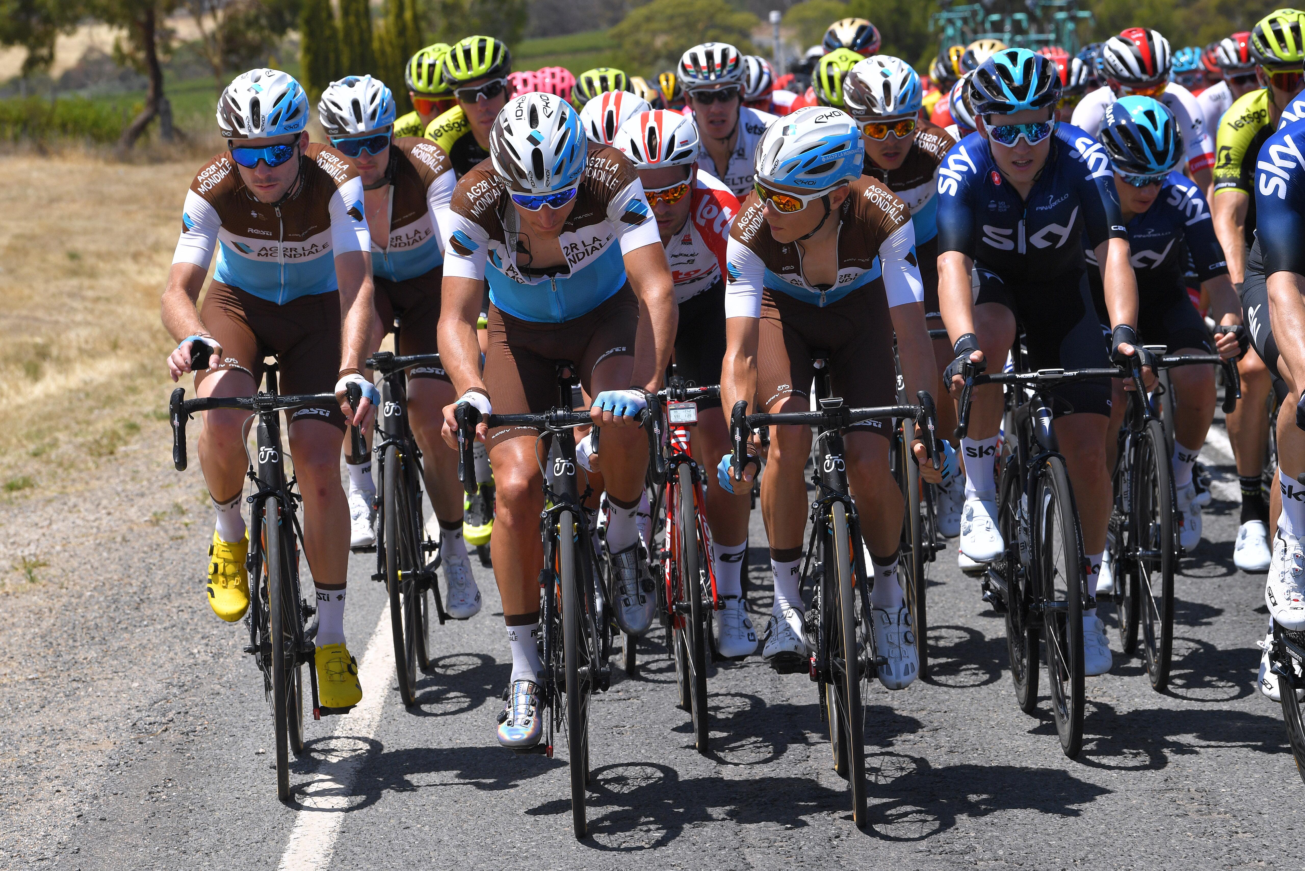 Nans Peters | Tour Down Under - étape 2