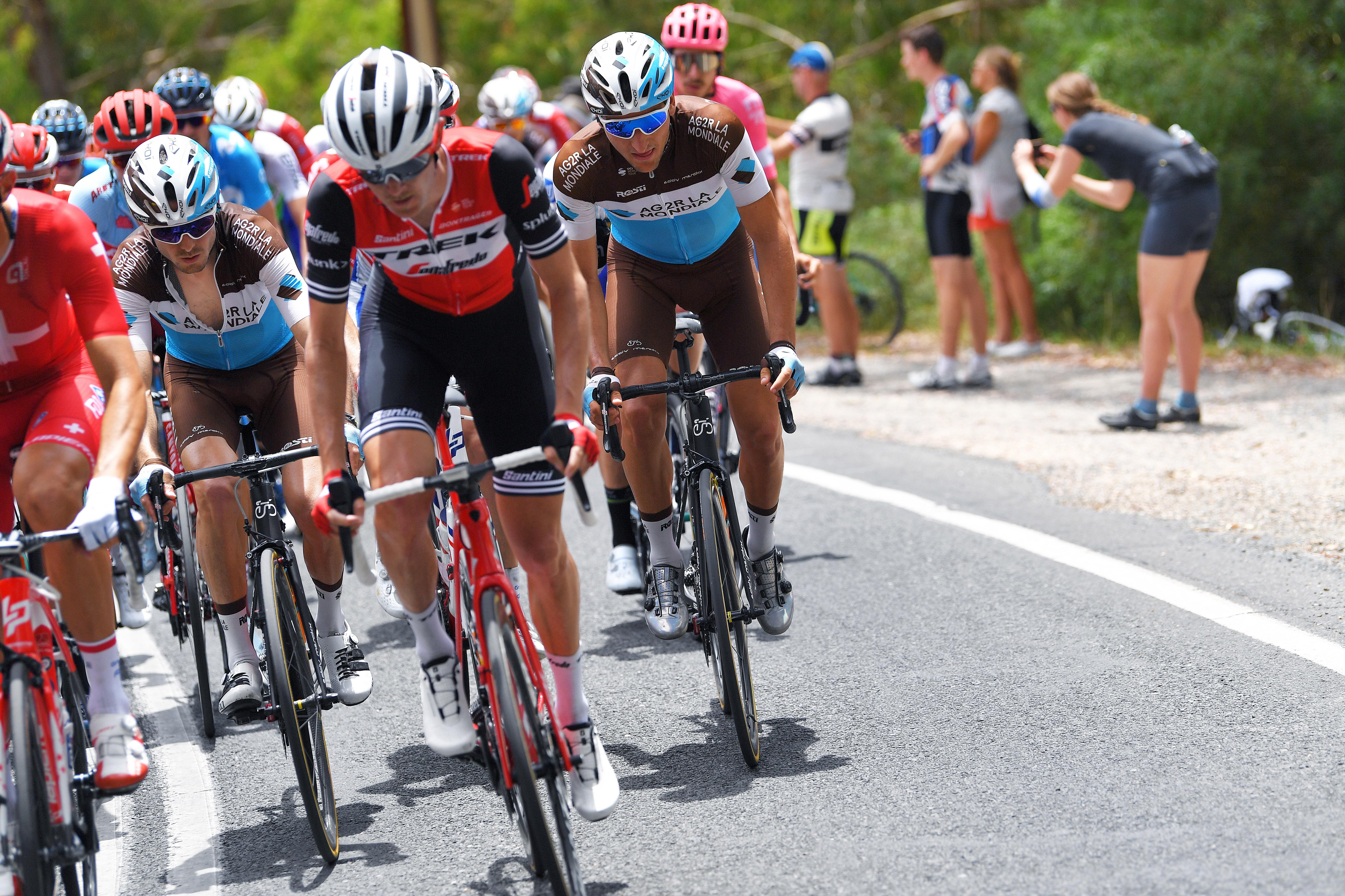 Nans Peters   Tour Down Under - étape 5