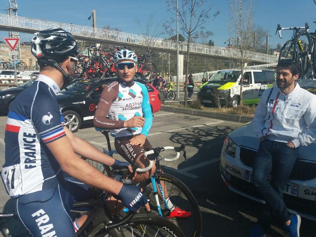 Nans Peters | Tour de Provence - étape 1