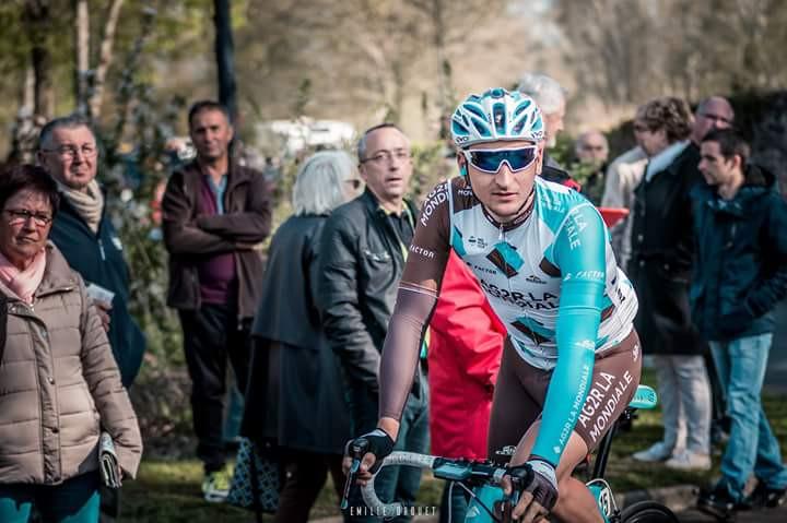 Nans Peters | Tour de Romandie - étape 1