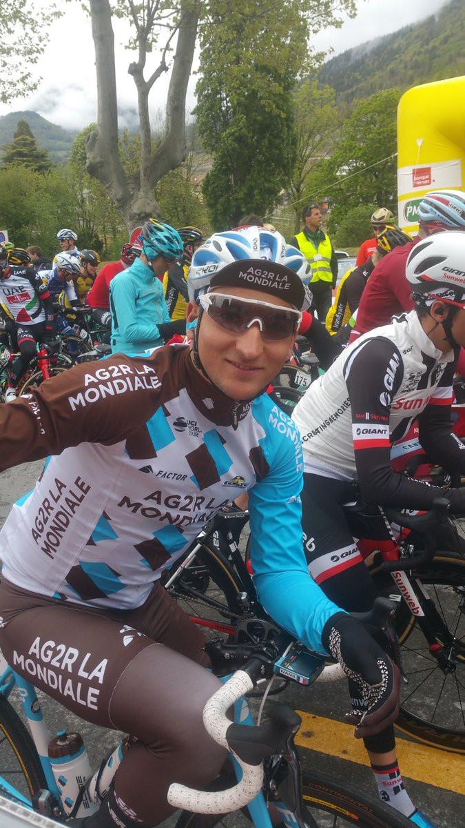 Nans Peters | Tour de Romandie - étape 2