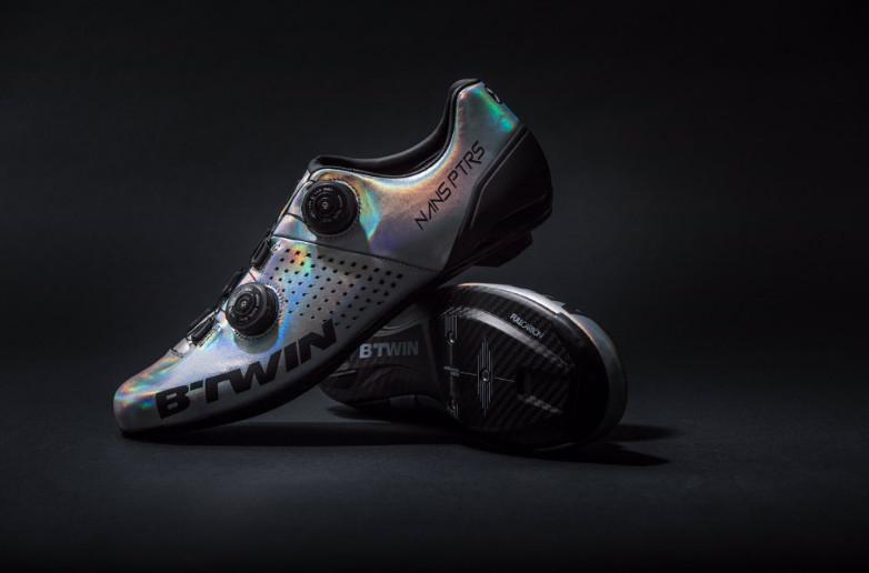 Nans Peters | Shoes B'TWIN