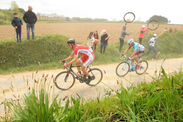 Nans Peters   Tour Poitou Charentes - étapes 3 et 4