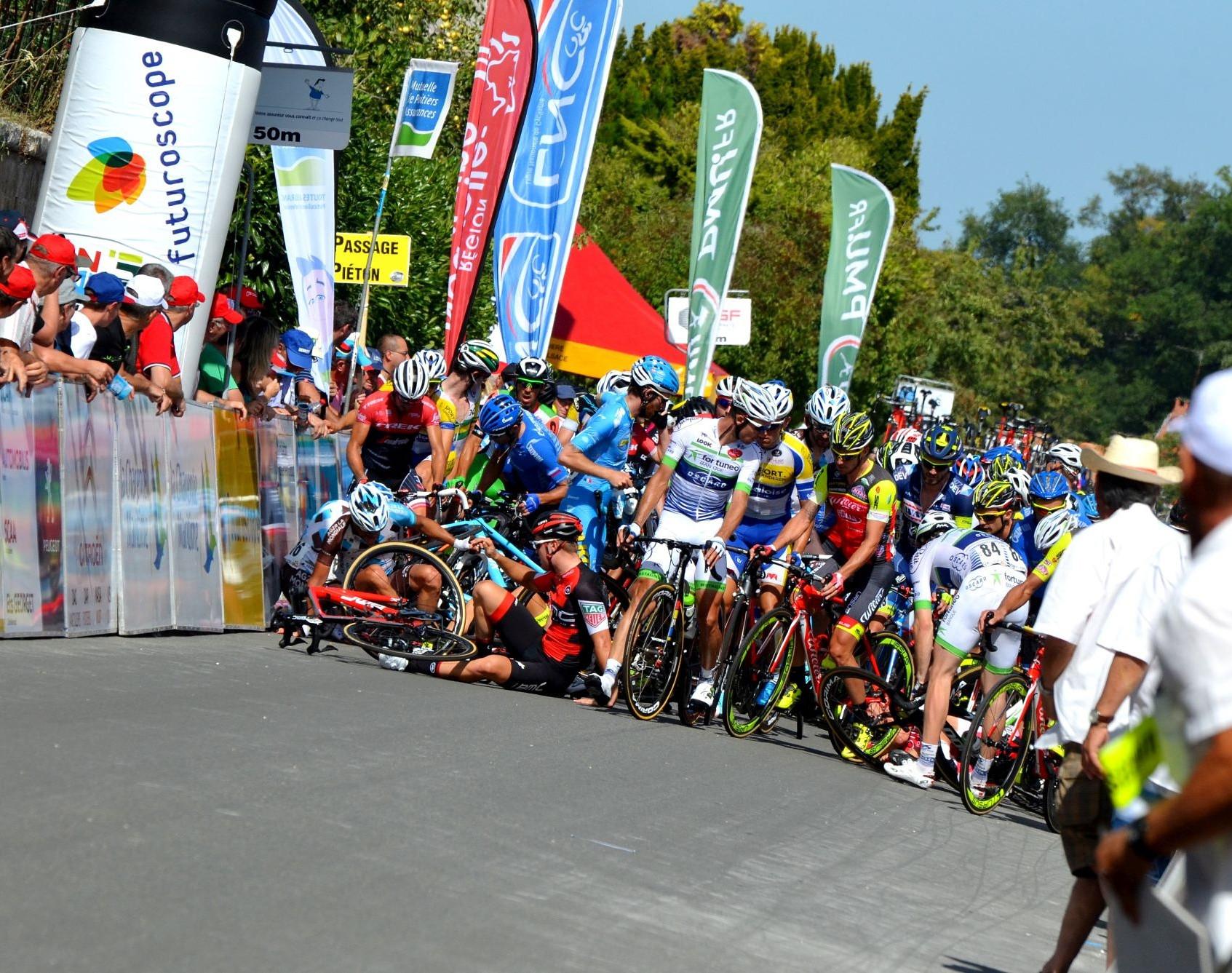 Nans Peters | Tour Poitou Charentes - étape 5
