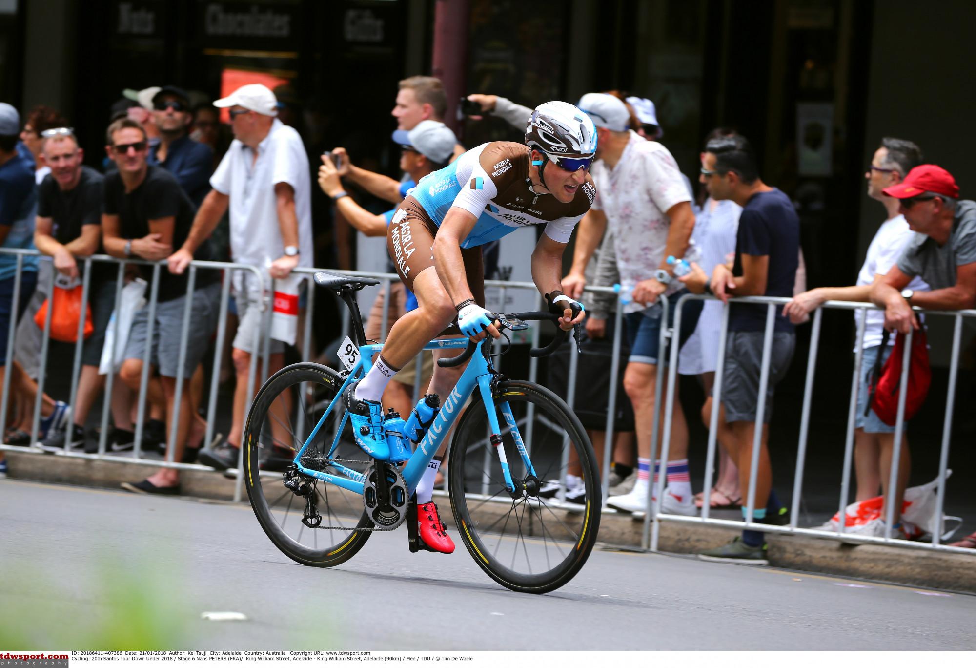 Nans Peters | Vuelta a Andalucia Ruta Ciclista Del Sol - étape 5 - CLM