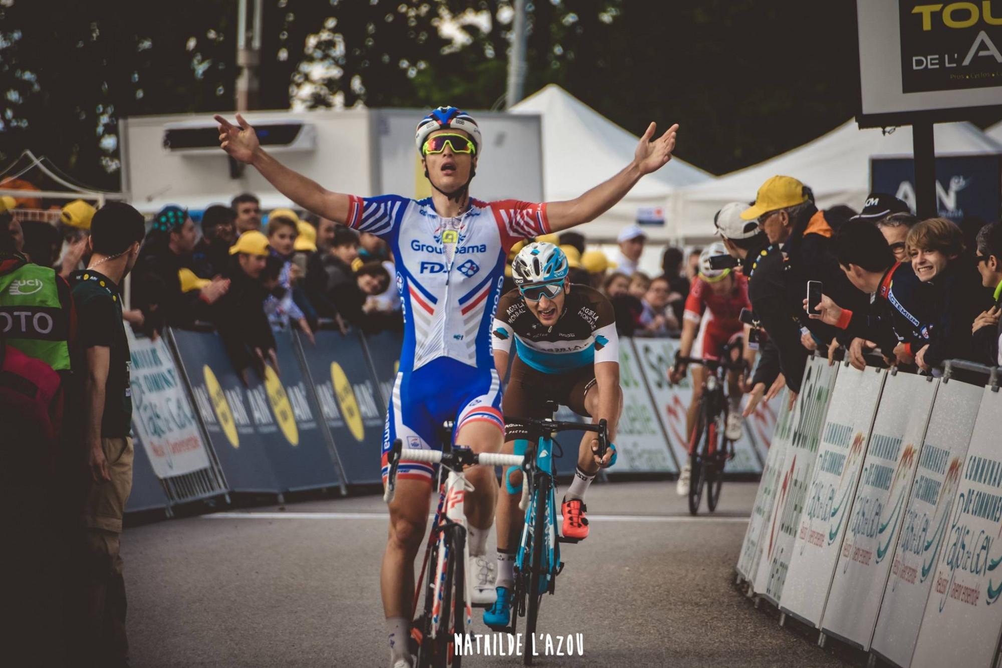 Nans Peters   Tour de l'Ain - étape 3