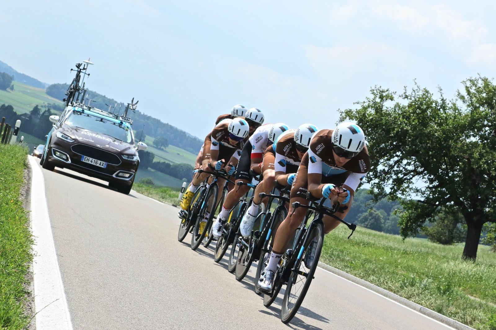 Nans Peters | Tour de Suisse - CLM par équipe