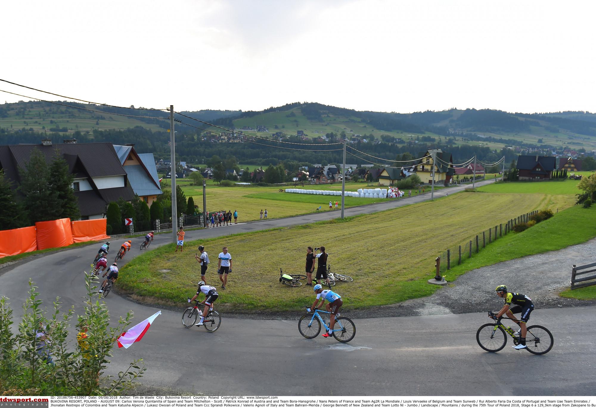 Nans Peters   Vuelta - étape 6