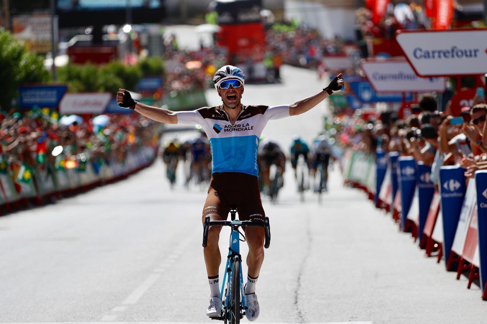 Nans Peters | Vuelta - étape 7