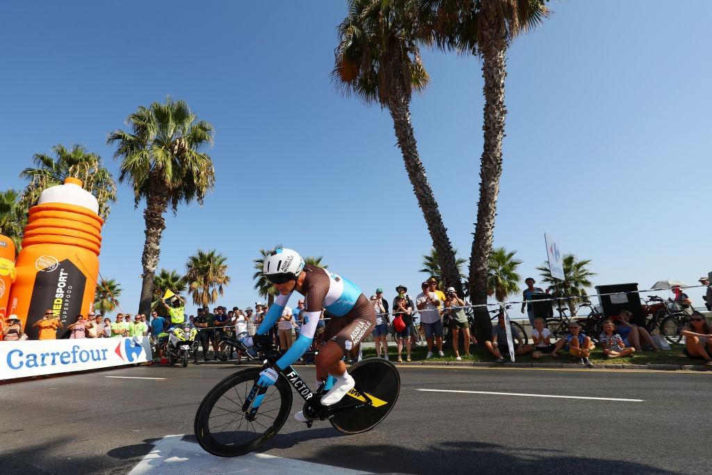 Nans Peters | Vuelta - étape 16 - CLM