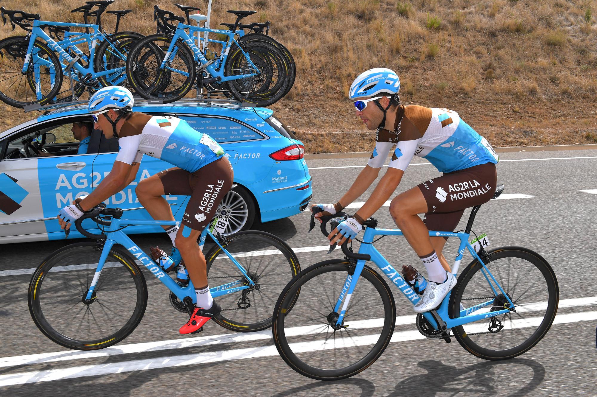 Nans Peters   Vuelta - étape 19