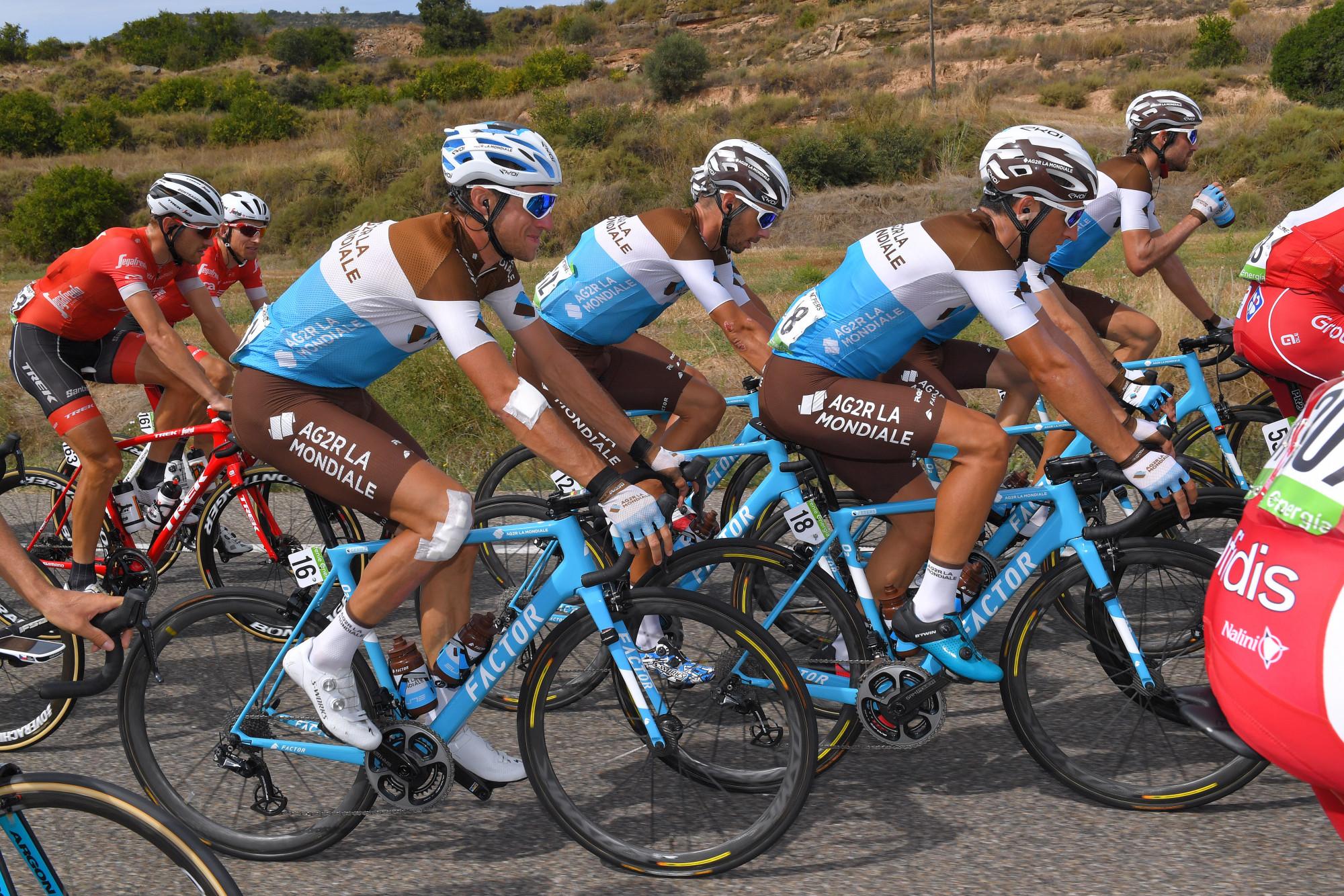 Nans Peters   Vuelta - étape 20