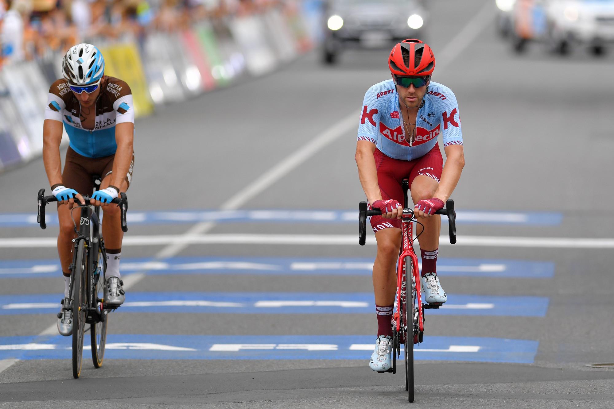 Nans Peters | Tour Down Under - étape 4
