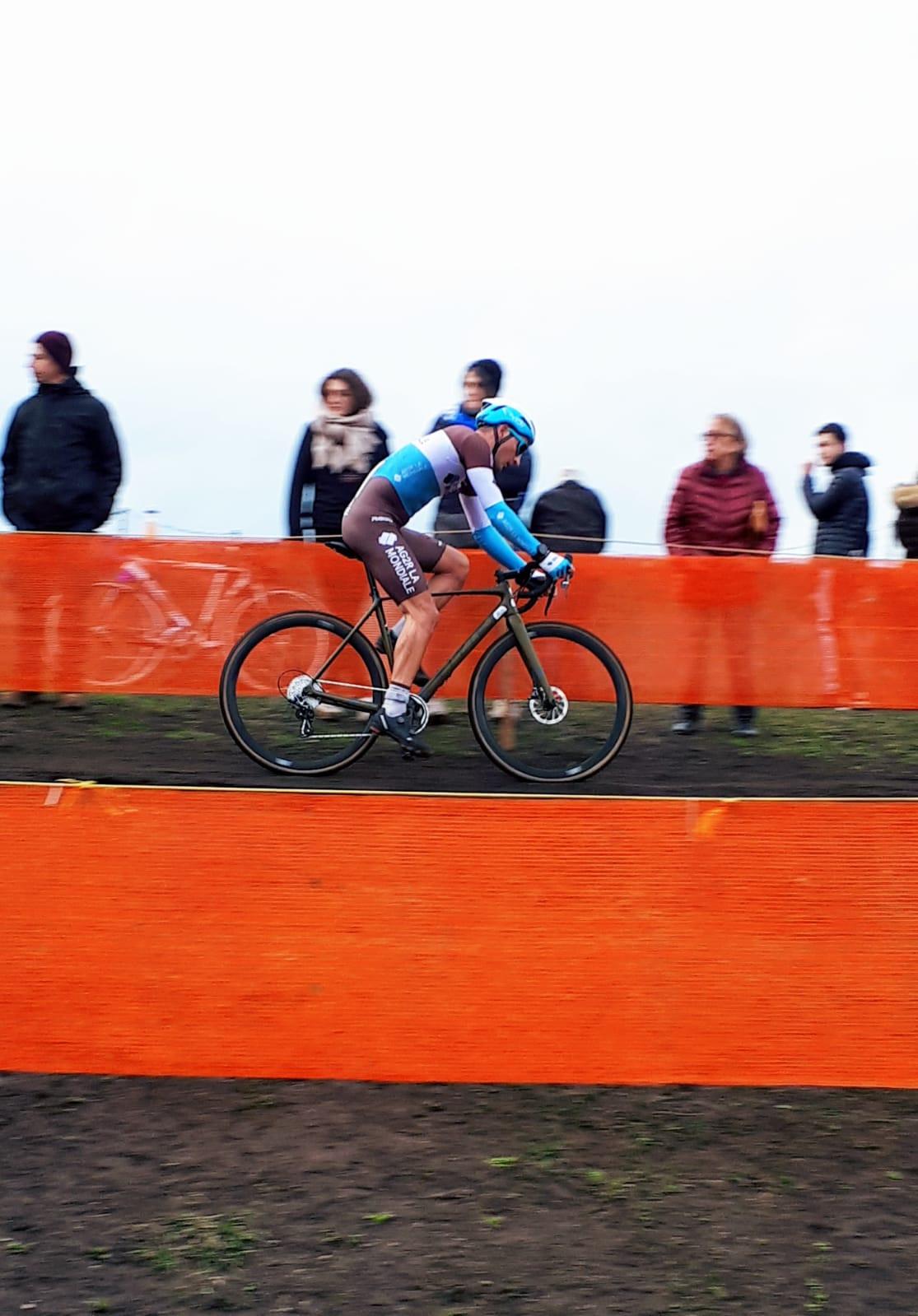 Nans Peters   Cyclo-cross de St Étienne Méons