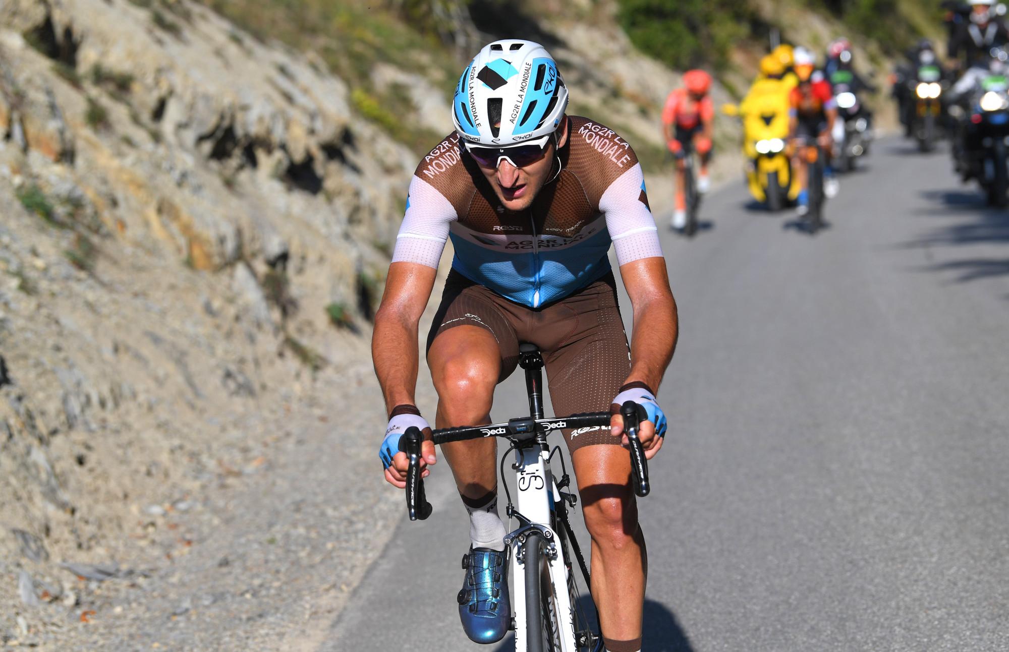 Nans Peters | Tour de France - Stage 18