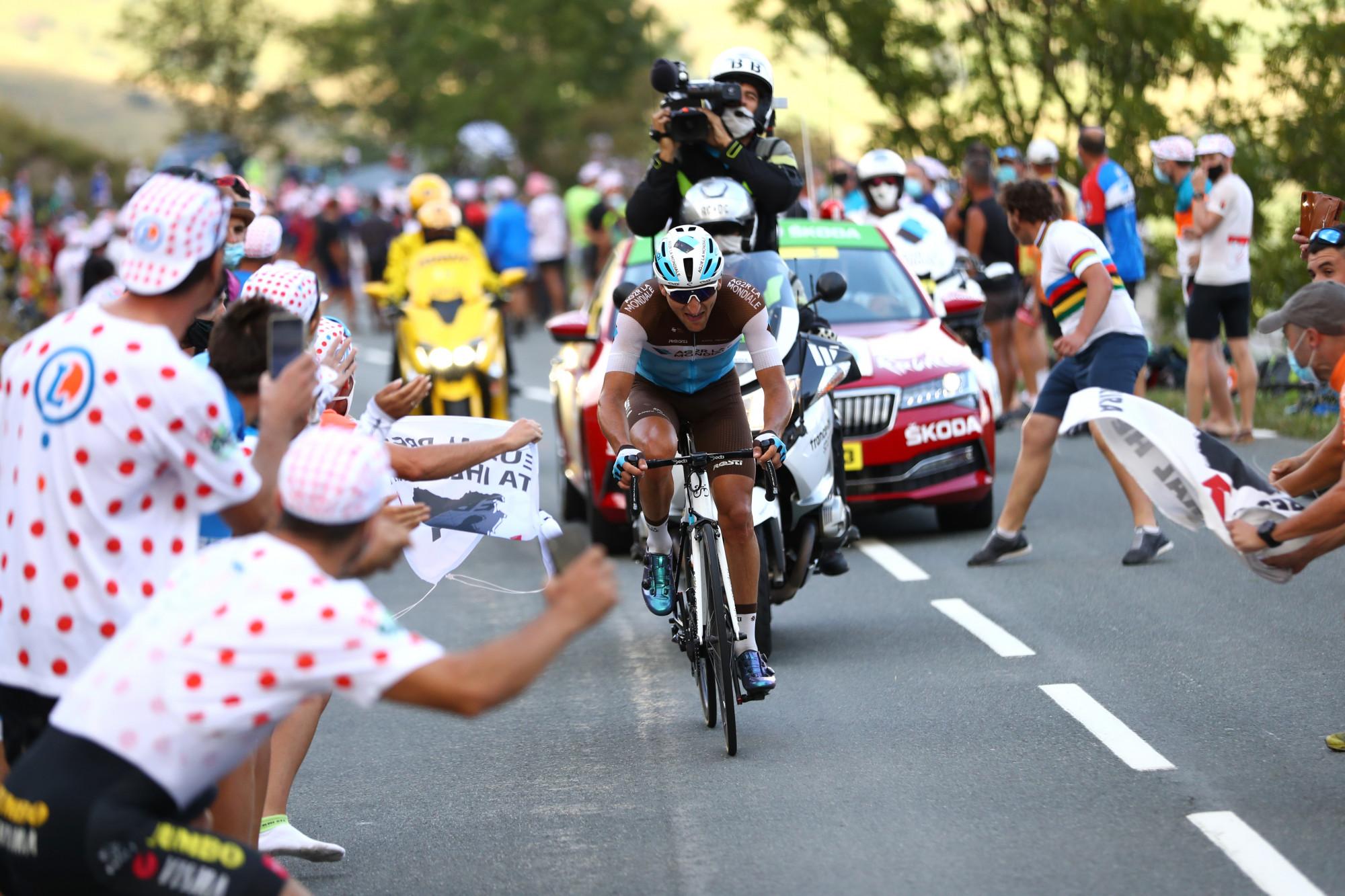Nans Peters | Tour de France - Stage 15