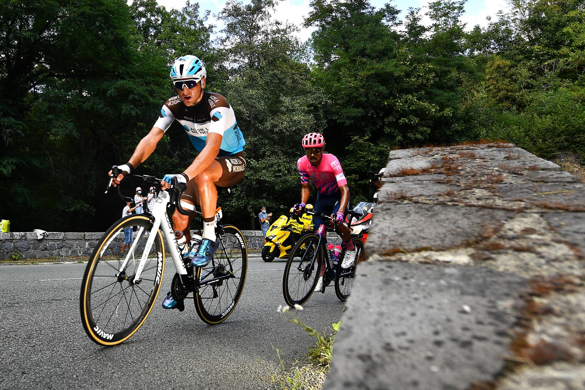 Nans Peters   Tour de France - Stage 13