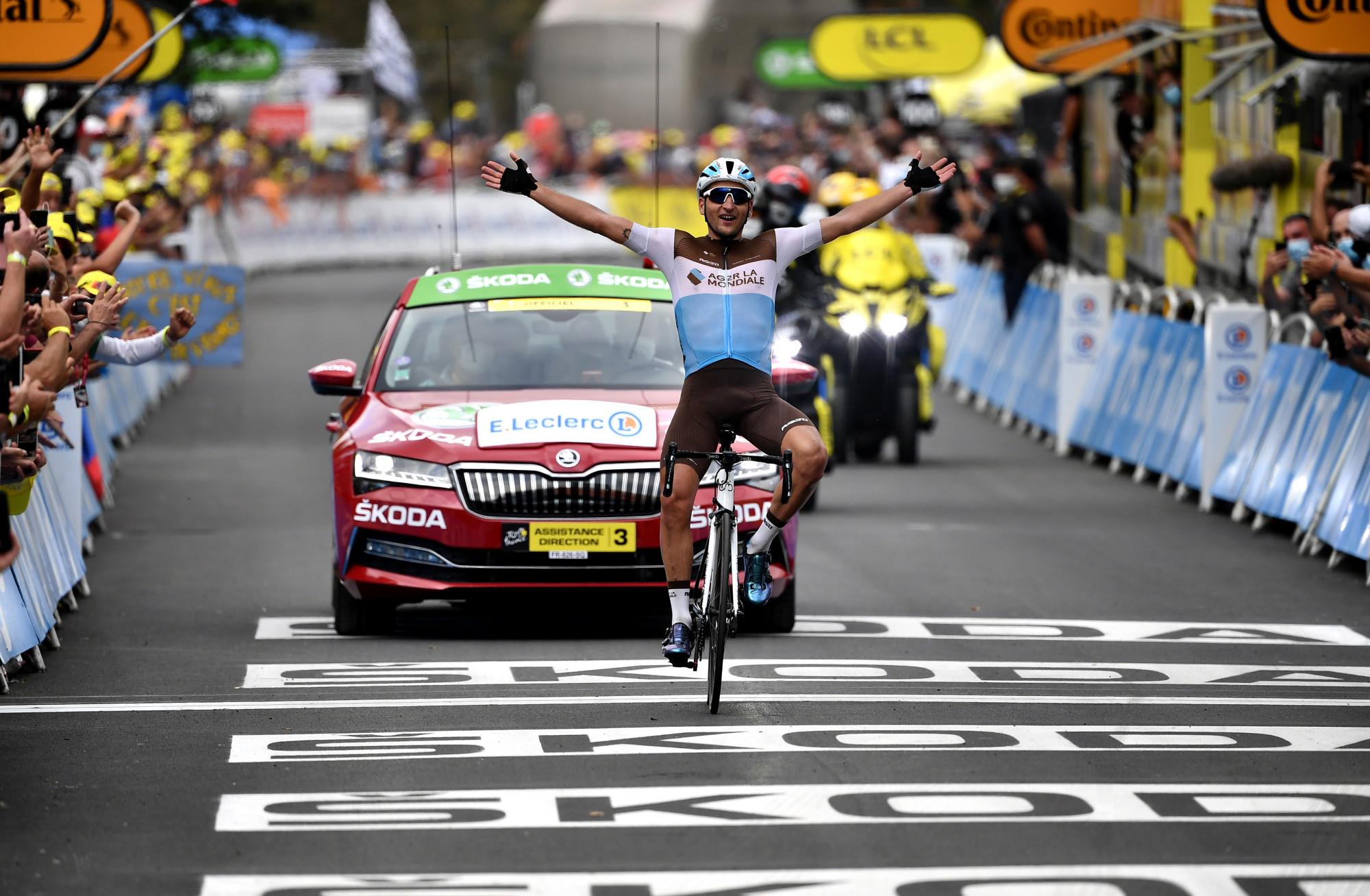 Nans Peters | Tour de France - Stage 8