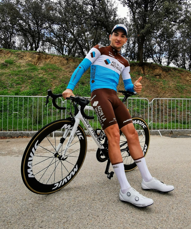 Nans Peters | La Vuelta ciclista a España - Stage 18
