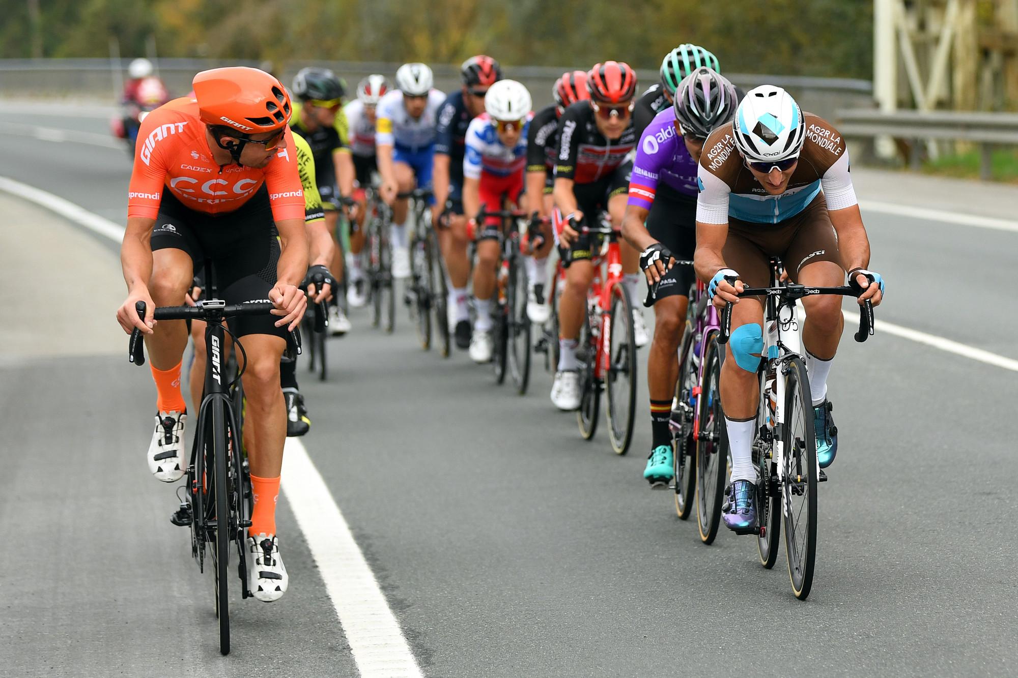 Nans Peters | La Vuelta ciclista a España - Stage 12