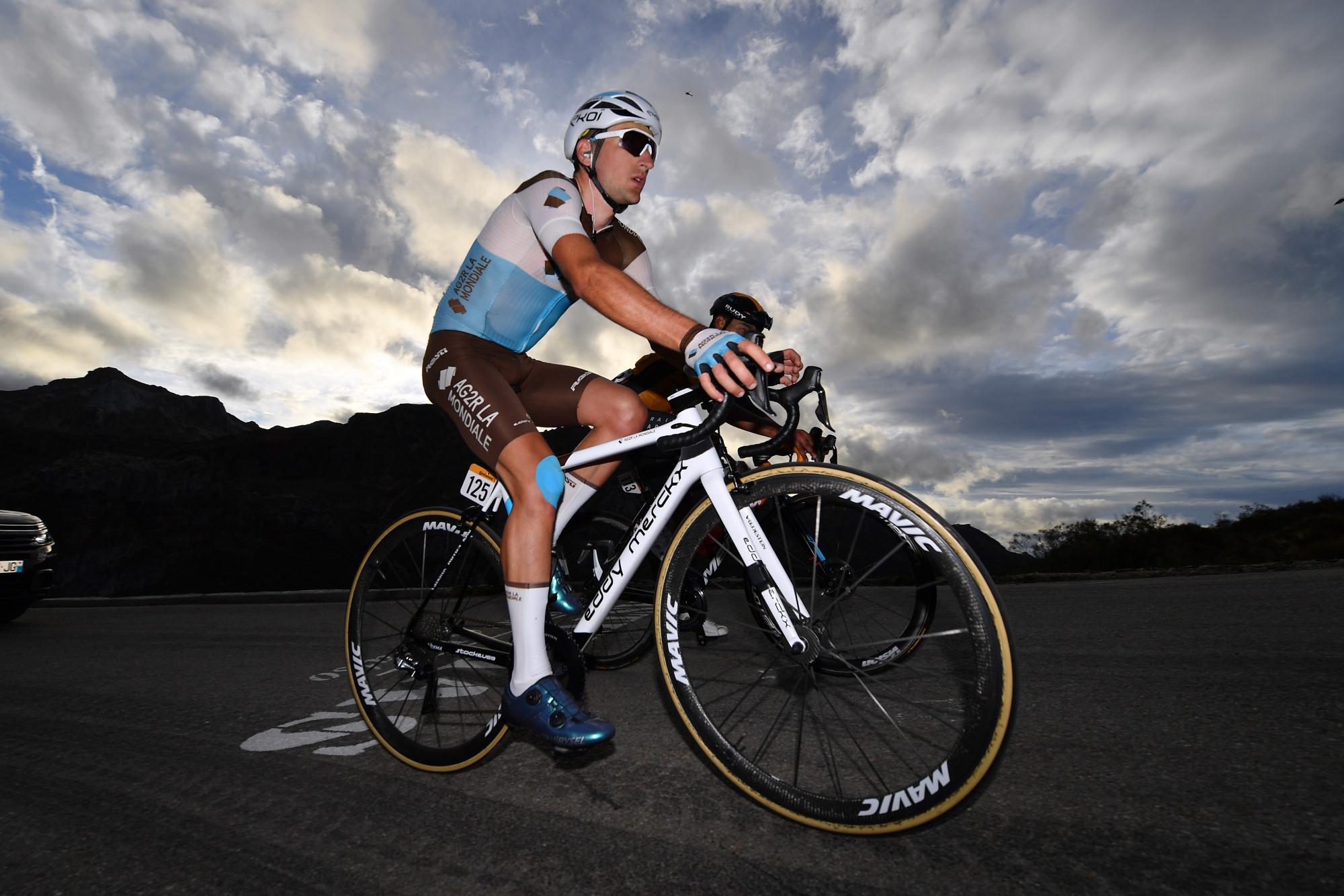 Nans Peters | La Vuelta ciclista a España - Stage 11