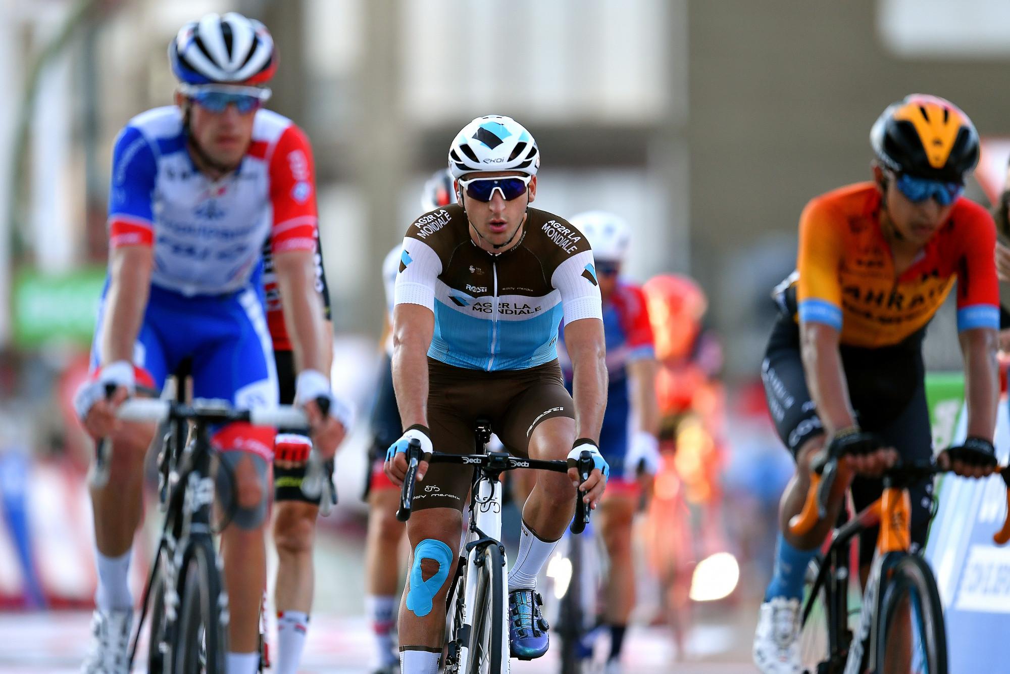 Nans Peters | La Vuelta ciclista a España - Stage 10