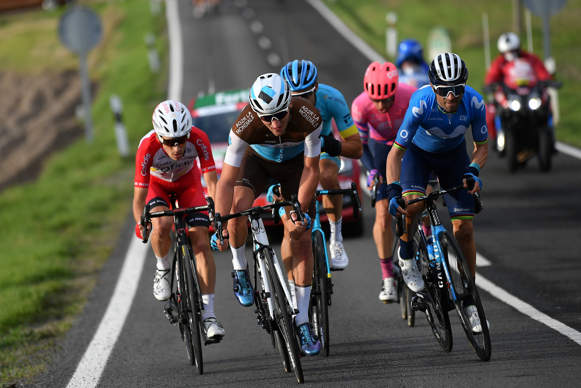 Nans Peters | La Vuelta ciclista a España - Stage 7