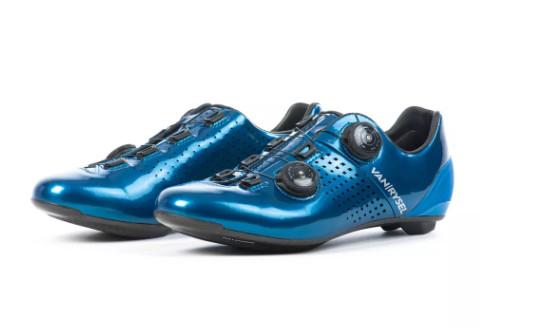 Nans Peters | Chaussures Van Rysel édition spéciale
