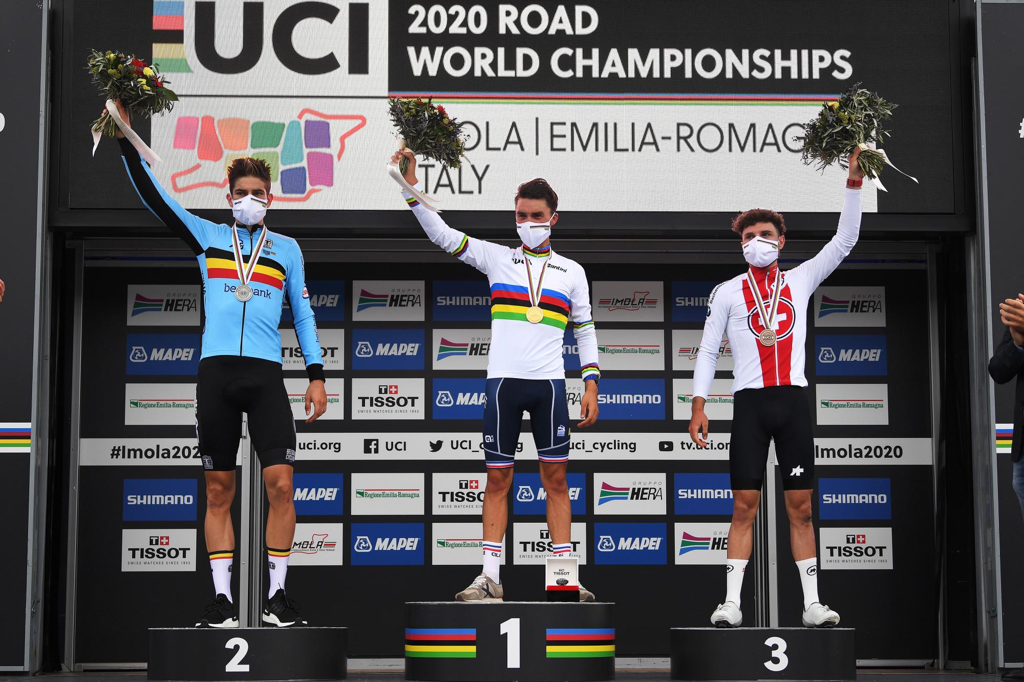 Nans Peters | World Championships - Road Race