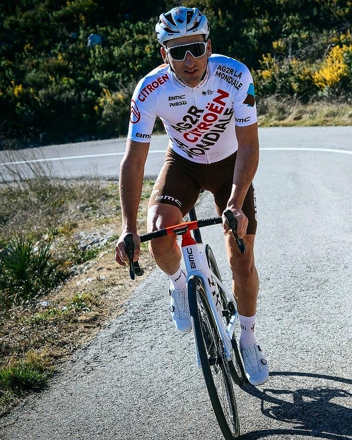 Nans Peters | 53ème Tour des Alpes Maritimes et du Var | Stage 1