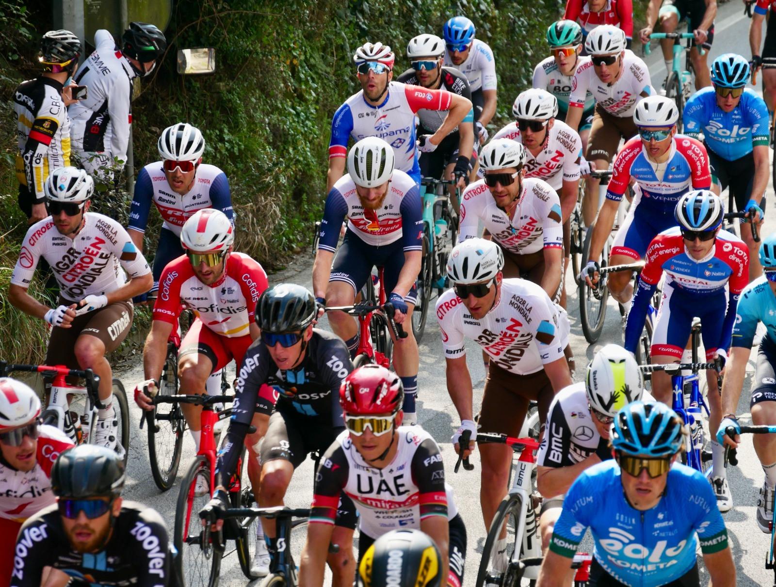 Nans Peters | Tirreno-Adriatico | Stage 2
