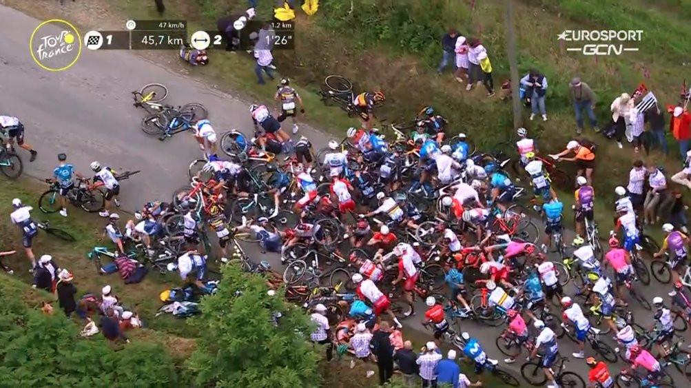 Nans Peters | Tour de France | Stage 1