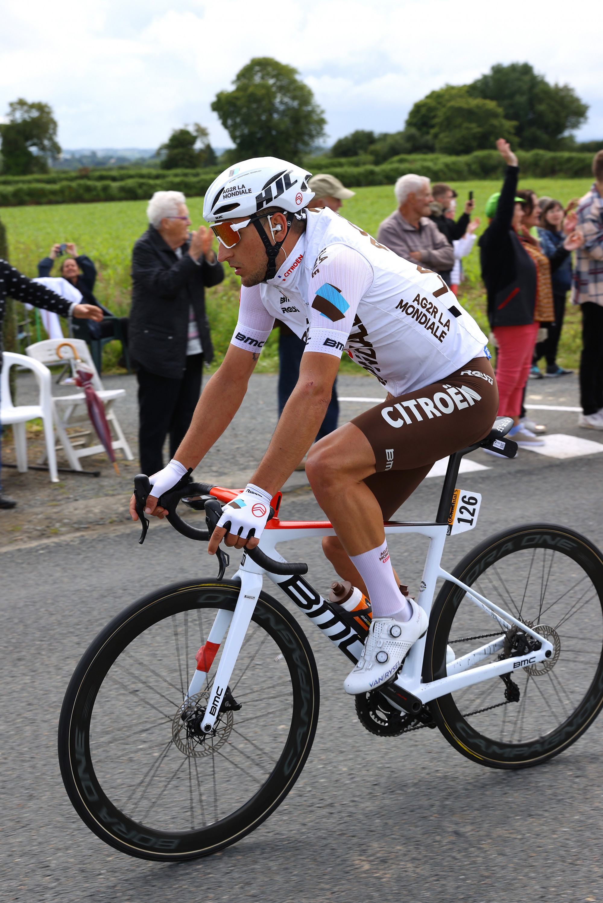 Nans Peters | Tour de France | Stage 4