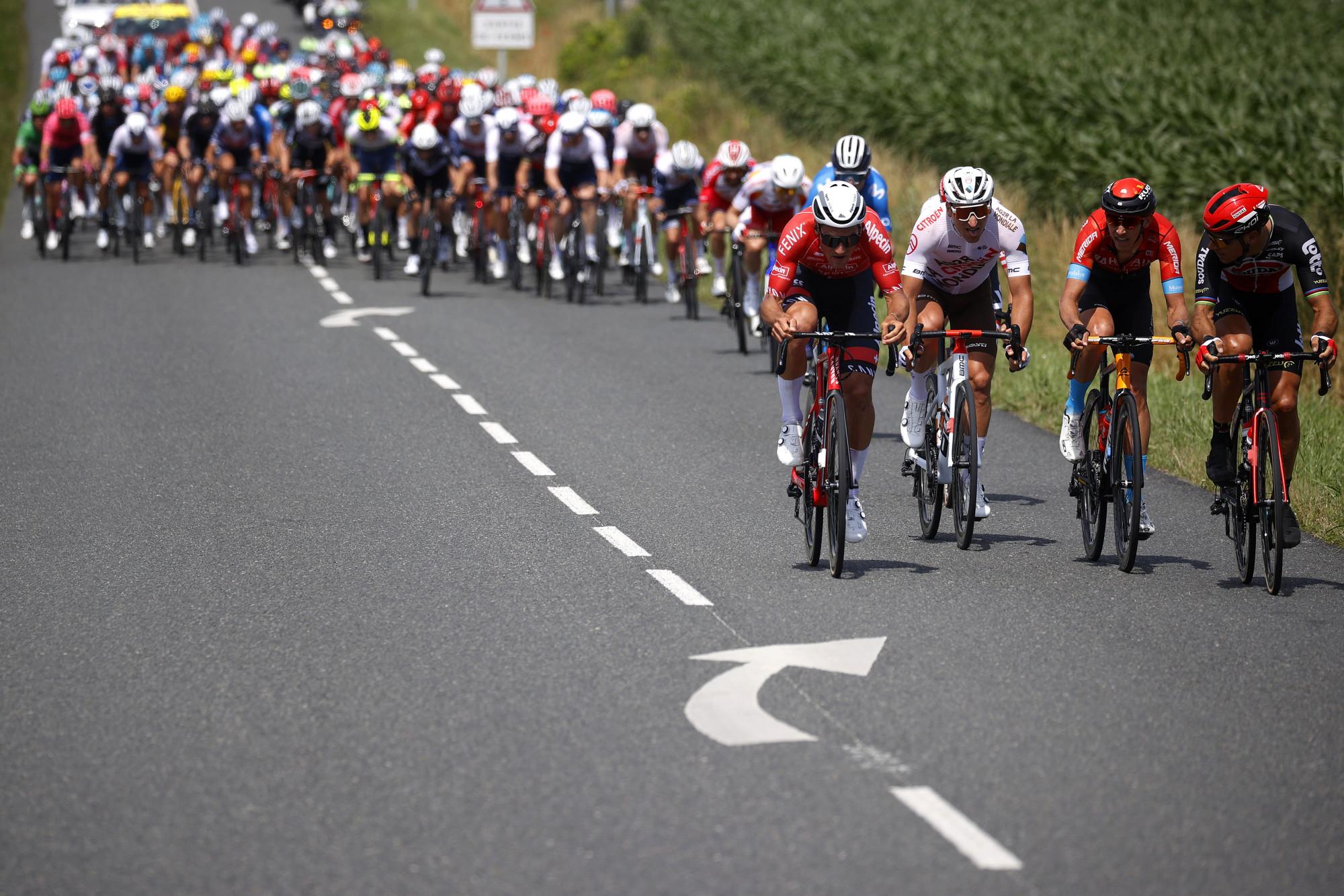 Nans Peters | Tour de France | Stage 7