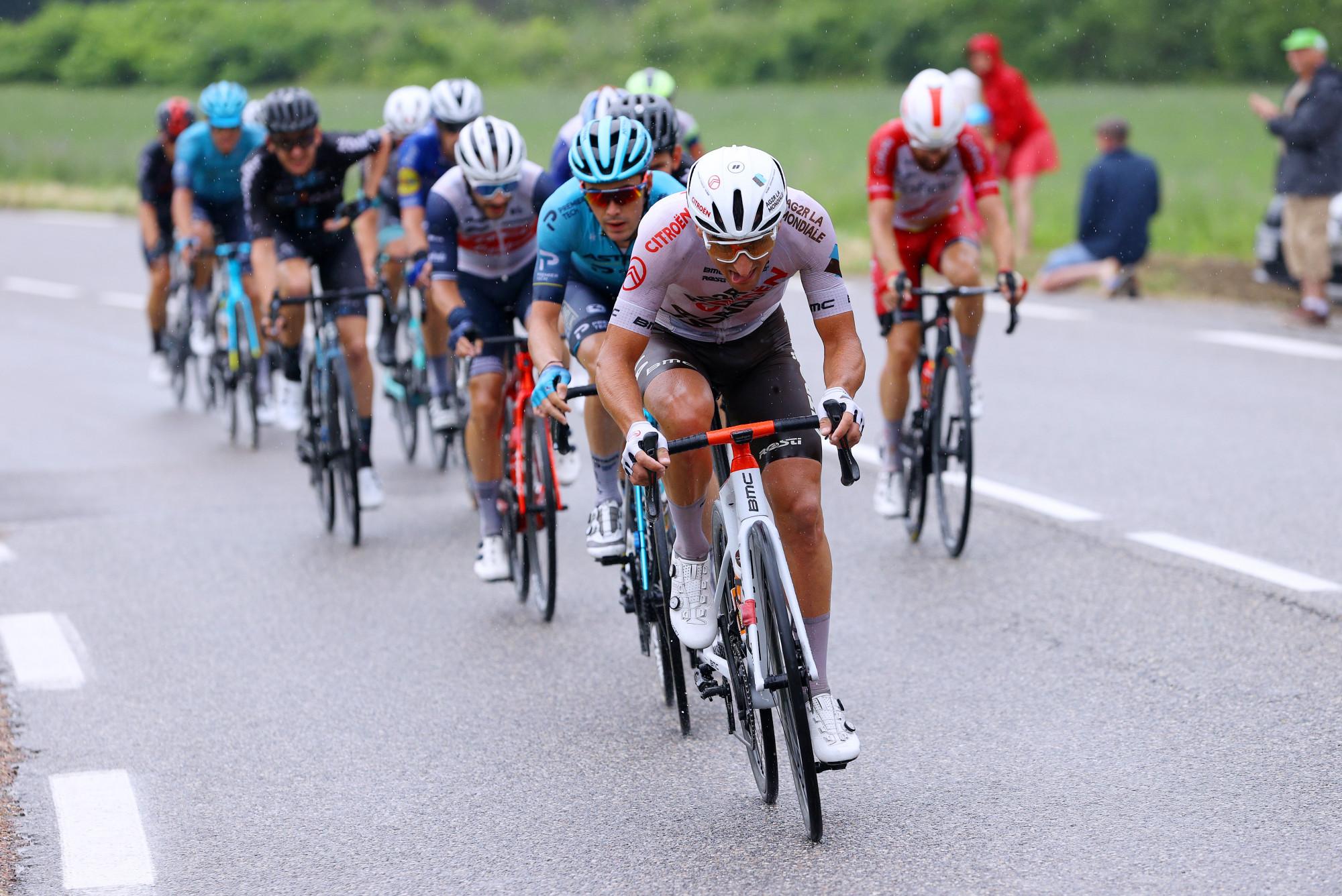 Nans Peters   Tour de France   Stage 8