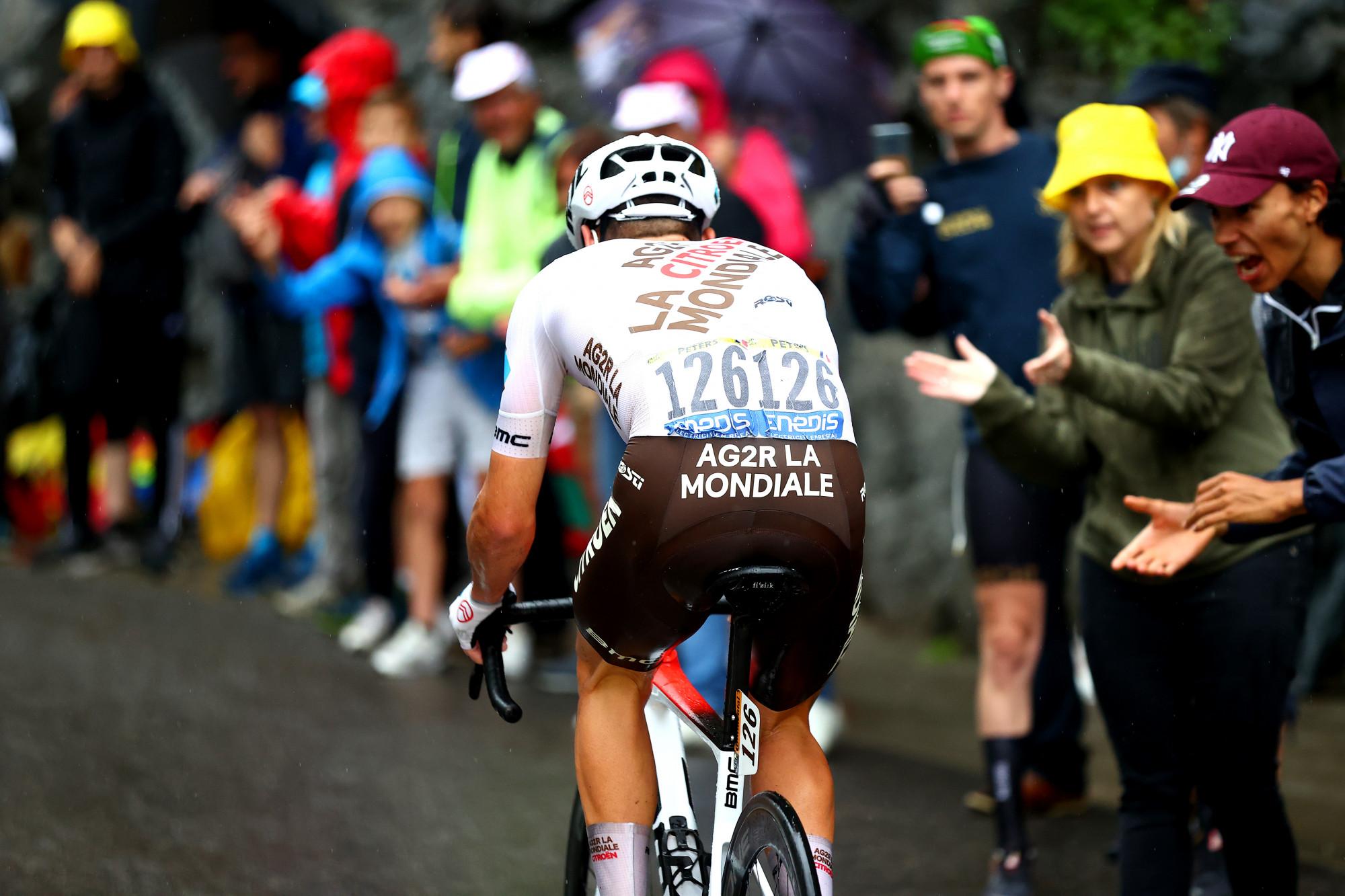 Nans Peters   Tour de France   Stage 9