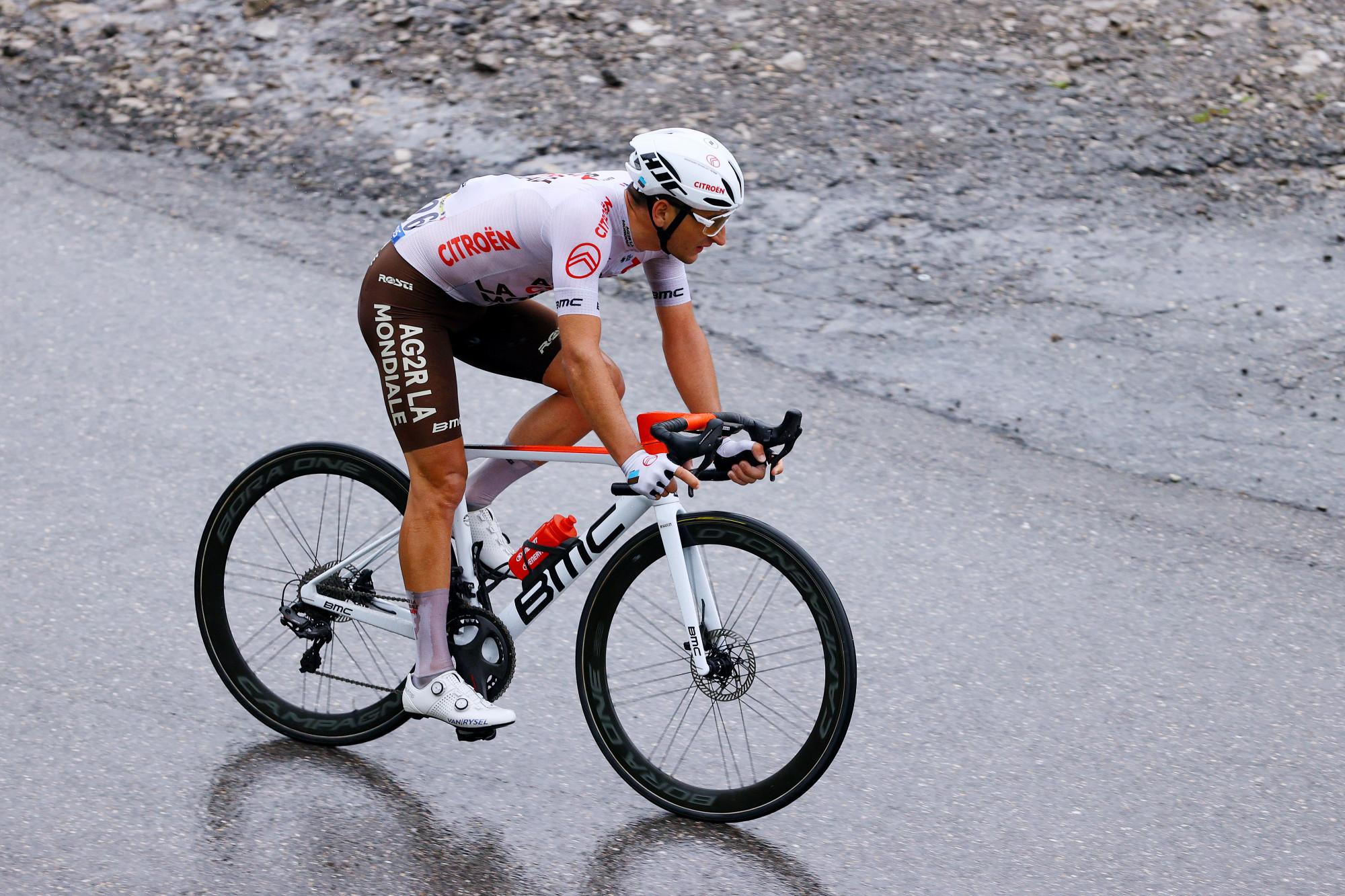 Nans Peters   Deutschland Tour   Stage 2