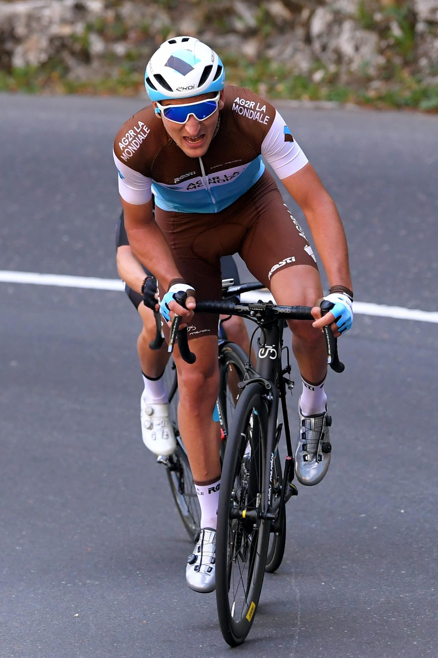 Nans Peters | Tour de Romandie - étape 3