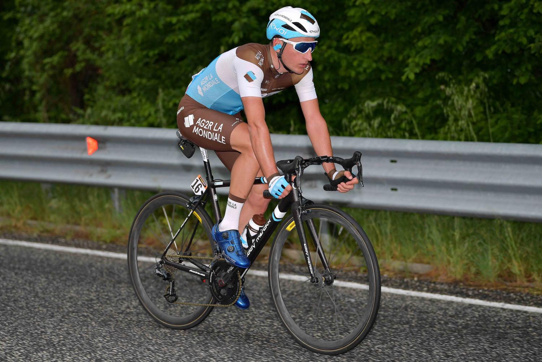 Nans Peters | Giro d'Italia - étape 7