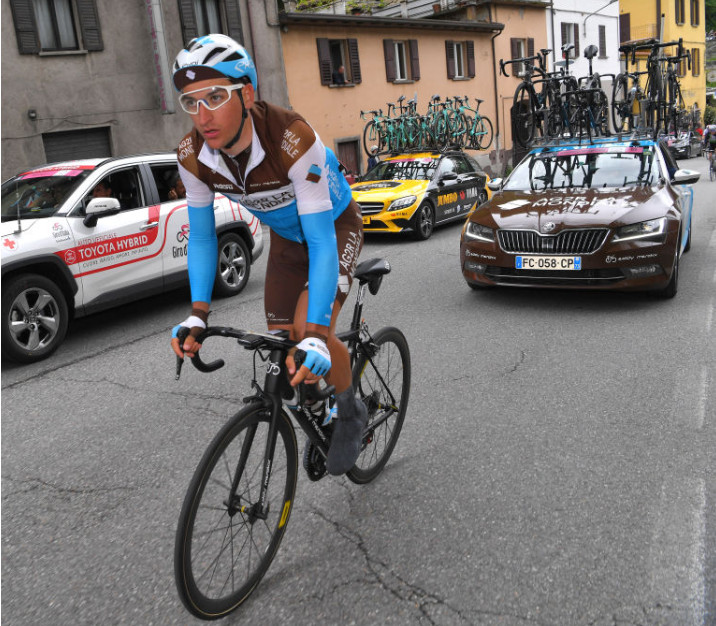 Nans Peters | Giro d'Italia - étape 16